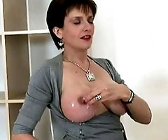 Long nipples and ice